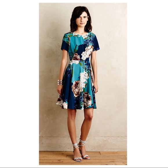 Anthropologie Dresses & Skirts - Anthropologie Paeonia Dress